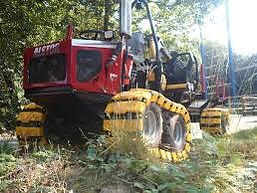 Alstor miniforwarder low ground pressure band tracks, mini forwarder, Alstor 8x8, Alstor 840 pro, Alstor 833, Alstor 821