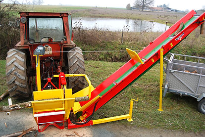 Rabaud xyloscie 700 Pro saw bench, logging bench, firewood, log splitter