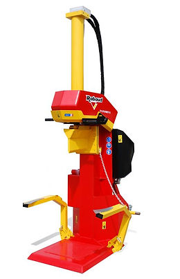 rabaud xylofamer log splitter, firewood, log splitter, proffessional log splitter