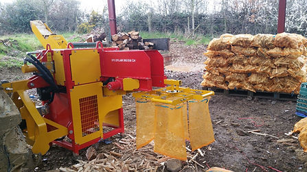 rabaud kindling machine
