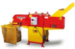 rabaud xyloflam kindling machine, kindling, stick machine