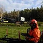 Alstor hydraulic winch