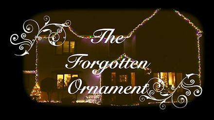 sculpture video The forgotten Ornament A