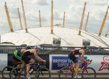 UK triathlon industry in positive mood post-Brexit