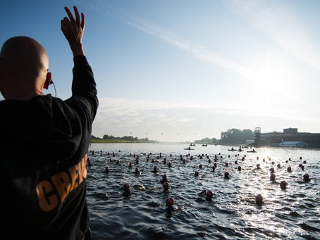 UK triathlon industry on the up, generating £445m in 2016