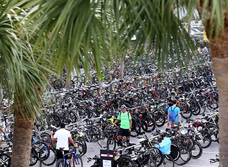 How to bring back the good times? Widening participation in triathlon