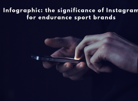 Infographic: the significance of Instagram for endurance sport brands