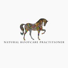 Logo_Natural Hoofcare_WHITE VERSION_Futa
