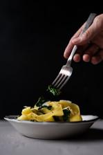 Kale Pappardelle