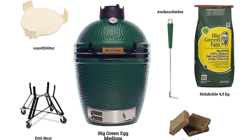 Big Green EGG Starter-Paket Medium