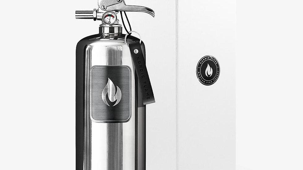 Nordic Flame Feuerlöscher Steel Edition 2kg