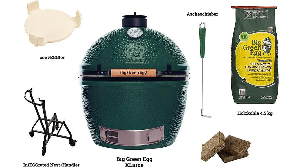 Big Green Egg Starter Paket X-Large