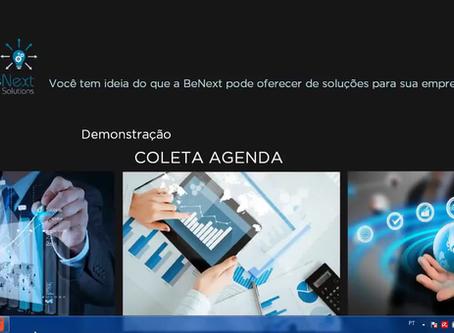 Soluções BeNext - Coleta Agenda