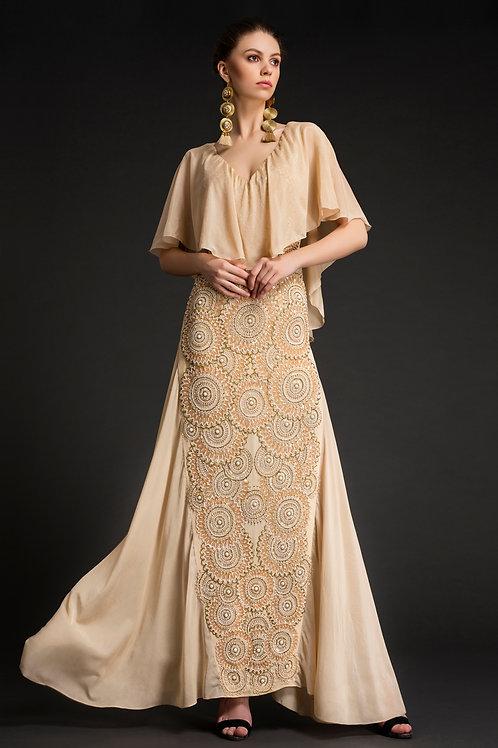 Mandala Diana Gown