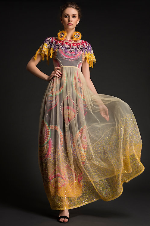 Mandala Amanthi Gown