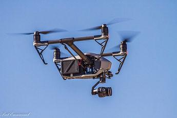 Drone inspire de DJI