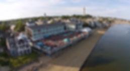 Prises de vues drone colloque