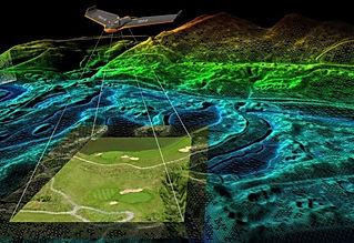 Photogrammétrie par drone