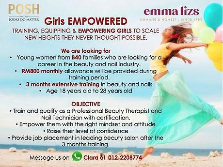 Girls EMPOWERED