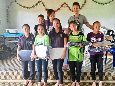 Journey to village a 'survival course'