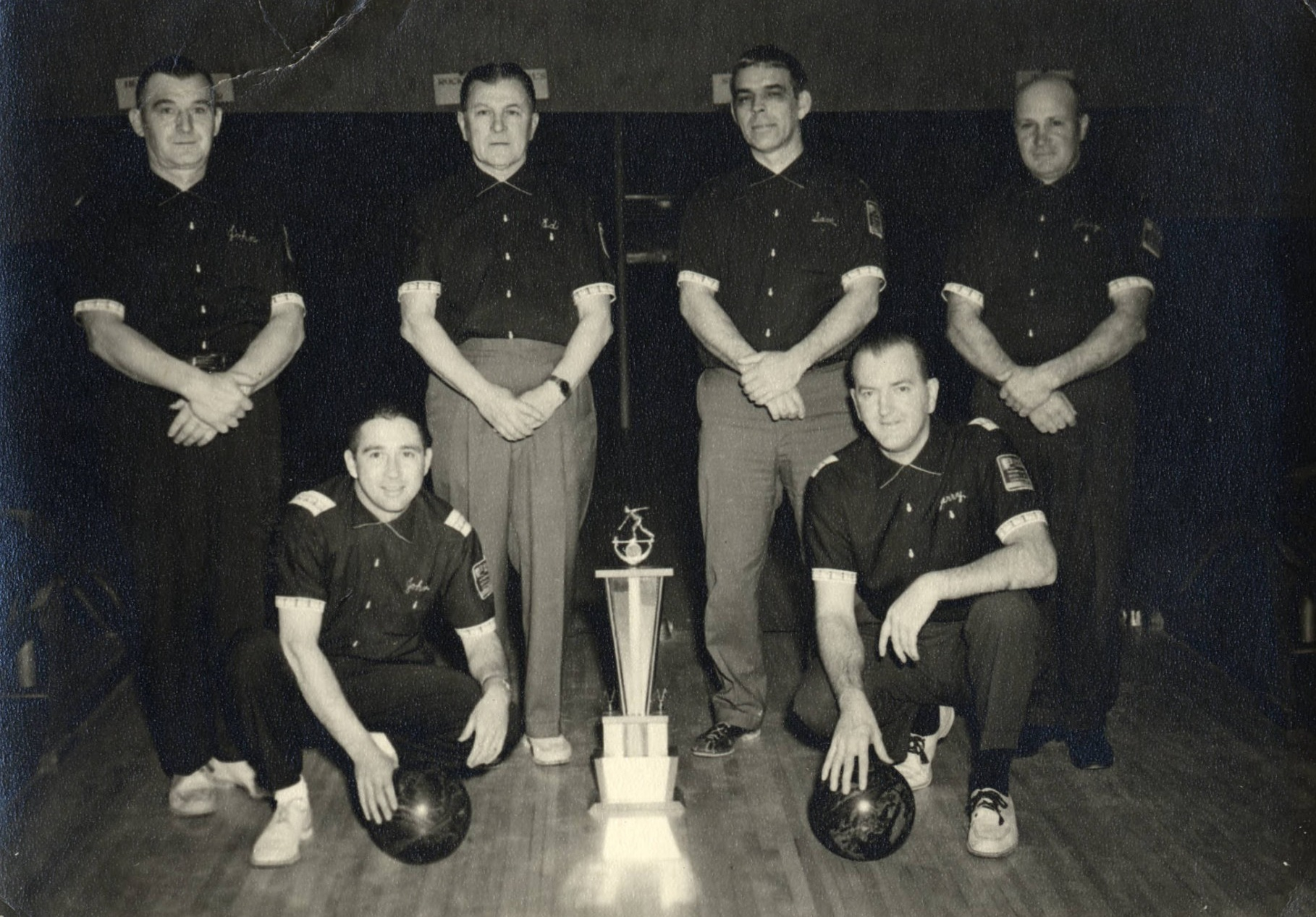 New Prague Men's Bowling Team, New Prague, Minnesota