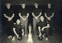 New Prague Men's Bowling Team, New Prague, Minnesota