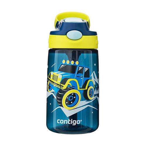 Contigo Gizmo Autospout (PP) 14oz (410ml) - Cobalt w/ Sport Utility Vehicle Grap