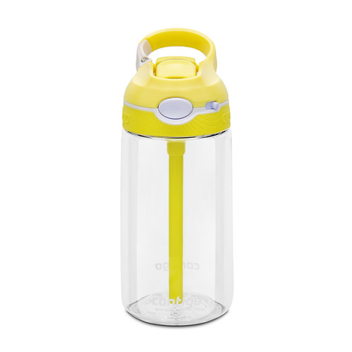 Contigo Ashland Water Bottle w/lock (Tritan) 16oz (450ml) - Yellow