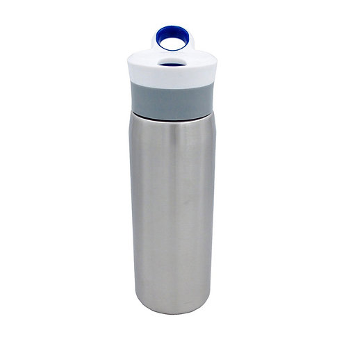 Contigo Grace Water Bottle (SS) 22oz (650ml) - Blue