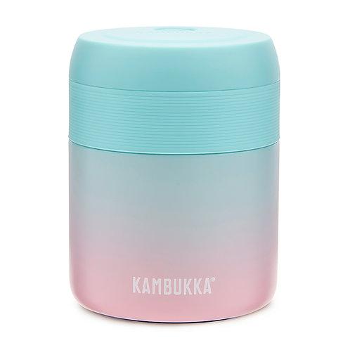 Kambukka Bora Food Jar (SS) 20oz (600ml) - Neon Mint