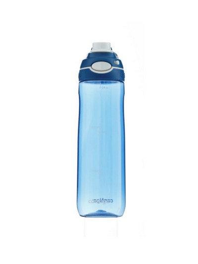 Contigo Damen Chug Water Bottle w/lock (Tritan) 24oz (709ml) - Blue