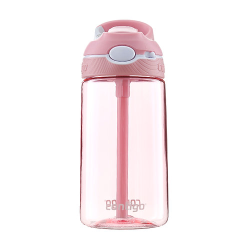 Contigo Ashland Water Bottle w/lock (Tritan) 16oz (450ml) - Pink