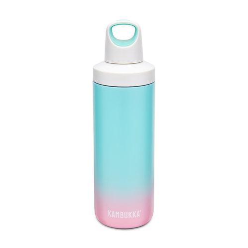 Kambukka Reno Insulated Water Bottle (SS) 17oz (500ml) - Neon Mint