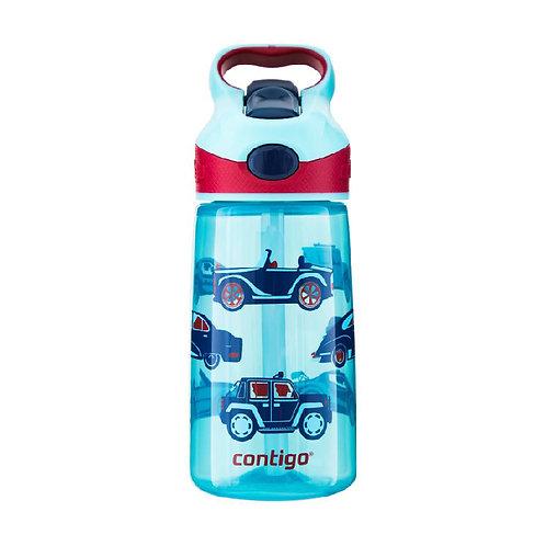 Contigo Striker Autospout (PP) 14oz (410ml) - Pacific Blue w/Car 2.0