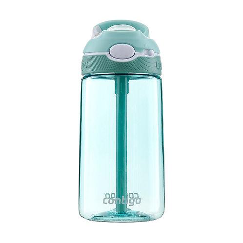 Contigo Ashland Water Bottle w/lock (Tritan) 16oz (450ml) - Grey Jade