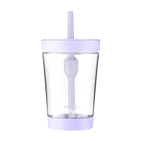 Contigo Spill Proof Tumbler (Tritan) 14oz (414ml) - Light Purple Lid