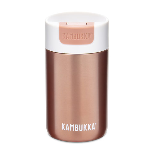 Kambukka Olympus Thermal Mug (SS) 10oz (300ml) - Misty Rose