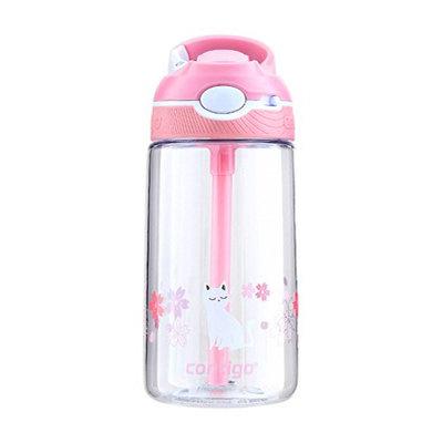 Contigo Ashland Water Bottle w/lock (Tritan) 16oz (450ml) - Sakura And Cat