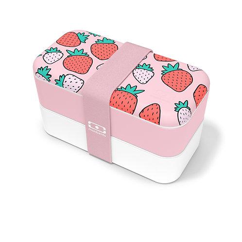 MONBENTO MB Original Strawberry
