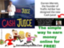 Cash Juice Facebook with BONUS offerv2.p