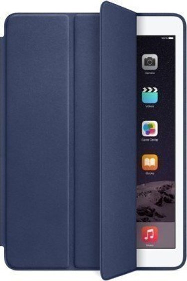 Smart Front and Back Trifold Flip Case Cover with Pencil Holder (9.7 Series)