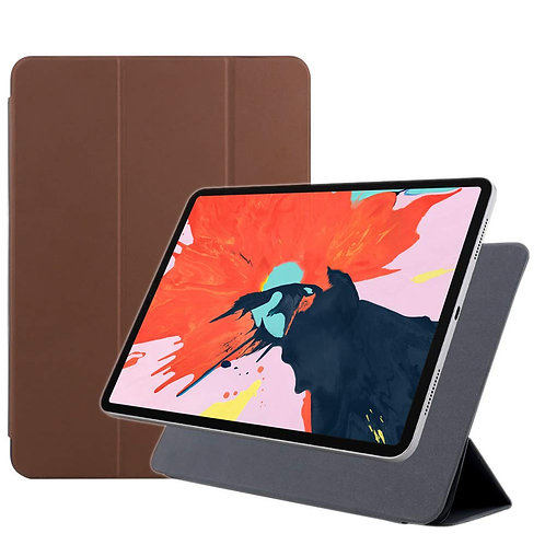 Smart Front and Back Trifold Flip Case Cover with Pencil Holder (Pro 11 2020)
