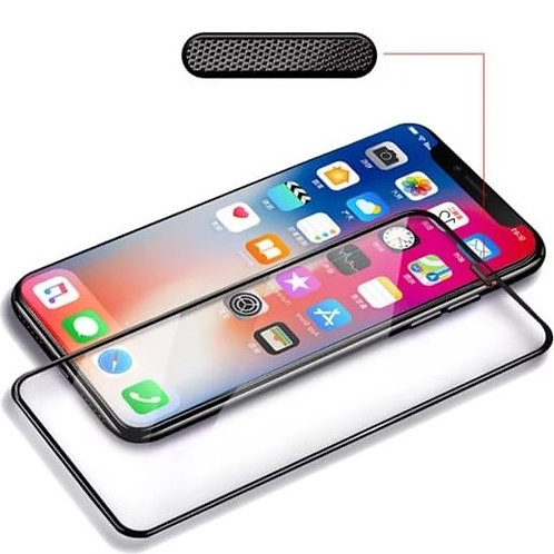 Advanced Anti-dust Filter Edge-to-Edge Tempered Glass Screen Protector