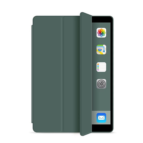 Smart Front and Back Trifold Flip Case Cover with Pencil Holder (iPad 12.9 2020)