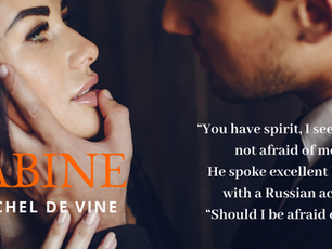 Listen to me reading from my book SABINE
