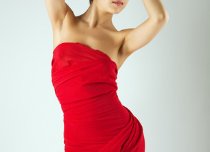 The Red Dress - a short, erotic story