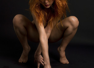 The Redheaded Dancer