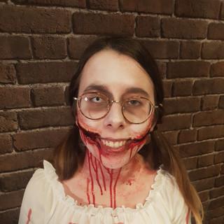 Zombie Sourire de l'ange