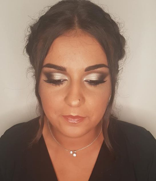 Maquillage cut-crease