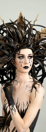 Medusa make up